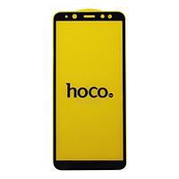 Miếng dán kính cường lực cho Samsung Galaxy A6 2018 Hoco.tw Full màn hình - Hàng Chính Hãng