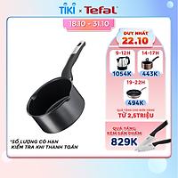 Nồi cán dài/ quánh Tefal Unlimited G2552802 16cm - Chống dính, báo nhiệt thông minh - Hàng chính hãng