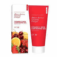 Vitamin C làm sáng da Aroma Magic Skin Lightening Gel - 100gm