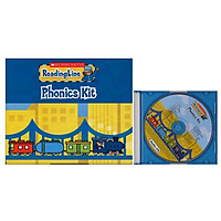 Reading Line Phonics Briefcase (With Cd)