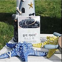 Mặt Nạ Dưỡng Ẩm Đàn Hồi Tinh Chất Trứng Cá  Đen Hani x Hani / Hani x Hani  Black Caviar Mask Pack