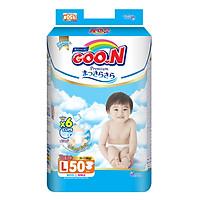 Tã Dán Goo.n Premium Gói Cực Đại L50 (50 Miếng)