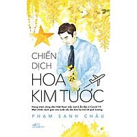 Sách - Chiến dịch Hoa Kim Tước (tặng kèm bookmark thiết kế)