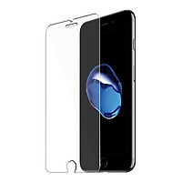 Miếng dán kính cường lực cho iPhone SE 2020 / iPhone 7 / iPhone 8 hiệu Mercury H+ Pro (Mỏng 0.23mm, vát 2.5D, Chống Lóa, Hạn Chế Vân Tay)  - Hàng nhập khẩu