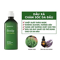 Dầu xả chiết xuất hương thảo Aromatica Rosemary Hair Thickening Conditioner 250ml