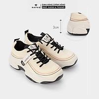 Giày Thể Thao Nữ Sọc 3Phân HAPAS - GSK360