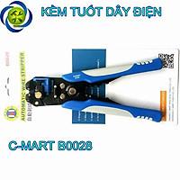 Kềm tuốt dây điện C-Mart B0028