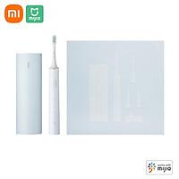 Bàn chải đánh răng điện Xiaomi Mijia Sonic T500C không dây 700mAh có thể sạc lại / Chống nước IPX7 / Rung tần số cao