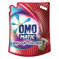Nước Giặt OMO Matic Bền Đẹp Cho Máy Cửa Trên...