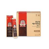 [Combo] Nước hồng sâm Hàn Quốc KGC Everytime Balance 10ml x 30 gói - Tặng 1 Kẹo hồng sâm 120g