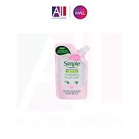 Sữa rửa mặt cho da khô Simple Moisturising Facial Wash - 50ml