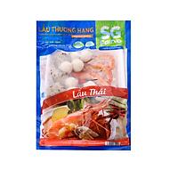 Hải sản lẩu thập cẩm SG food 500g