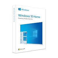 Phần mềm bản quyền Microsoft Windows 10 Home 32/64 bit Eng Intl USB RS (HAJ-00055) - Hàng Chính Hãng