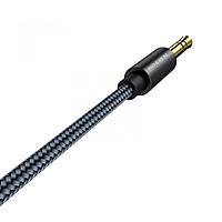 Cáp Audio AUX BOROFONE BL3 Chuyển Jack 3.5mm sang Jack 3.5 mm, 1m, truyền tải chống mất dữ liệu- Hàng Chính Hãng