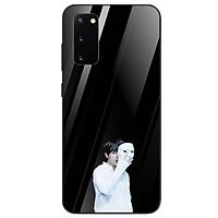 Ốp kính cường lực cho điện thoại Samsung Galaxy S20 Plus - Tôi Yêu B.T.S MS TYBTS012