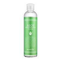 Nước hoa hồng dưỡng ẩm da mềm mượt Secret Key Aloe Soothing Moist Toner 248ml