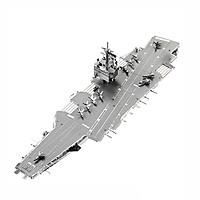 Mô hình thép 3D tự ráp tàu sân bay USS Enterprise CVN 65