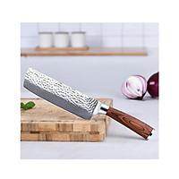 Dao thái thịt inox  - 30cm Lưỡi : 17.5cm 252g