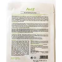 Combo 3 miếng mặt nạ Avif biocell dưỡng ẩm da chuyên sâu - Avif biocell hydrating face mask