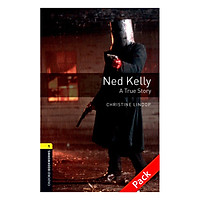 Oxford Bookworms Library (3 Ed.) 1: Ned Kelly: A True Story Audio CD Pack