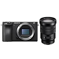 Máy ảnh Sony A6500 Kit 18-105mm F4 OSS (Hàng Chính hãng) - Tặng thẻ 32Gb, Túi máy
