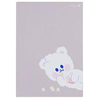 Sổ Somsomi Perfect (32J) - Morning Glory 83301 - Mẫu 4 - Nâu Nhạt