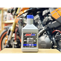 Nhớt Amsoil 10W40 Synthetic Metric (946ml)