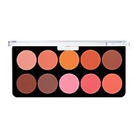 Phấn Mắt 10 Màu Sivanna Colors – The Elegant Eyeshadow Palette (HF377)