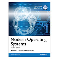 Modern Operating Systems: Global Edition (Paperback)