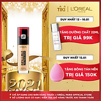Kem nền 24h mịn nhẹ lâu trôi L'oreal Paris Infallible 24h Fresh Wear Liquid Foundation 30ml