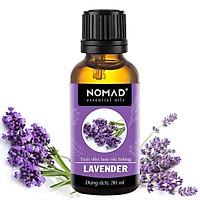 Tinh Dầu Thiên Nhiên Hoa Oải Hương Nomad Essential Oils Lavender 30ml