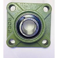 gối đỡ vòng bi UCF207, gối đỡ trục 35mm, gối đỡ dạng hình vuông