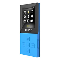 Máy Nghe Nhạc Bluetooth Lossless Ruizu X18 8GB - Hàng Chính Hãng