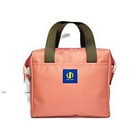 Túi giữ nhiệt đựng cơm văn phòng KeepFood - VN204 - Vàng Hồng