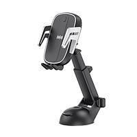 Giá đỡ điện thoại cho Ô tô kiêm sạc dự phòng không dây Remax WP-U87 - Hàng chính hãng