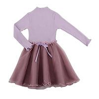 Váy Voan Bé Gái Ardilla - Tím Hoa Cà