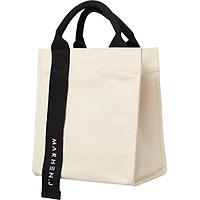 Túi Marhen J Ricky Mini, chất vải canvas, polyester chống thấm nước, thích hợp đi hợp đi làm, đi chơi, hàng chính hãng