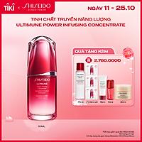 Tinh chất dưỡng da Shiseido Ultimune Power Infusing Concentrate 50ml