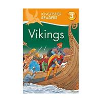 Kingfisher Readers Level 3: Vikings