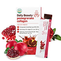 THẠCH LỰU COLLAGEN DAILY BEAUTY