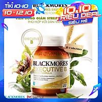 Blackmores Executive B Stress Formula 125v - Viên uống giảm stress, căng thẳng, phù hợp với dân văn phòng Blackmore Úc