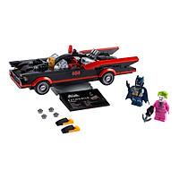 Đồ Chơi LEGO SUPERHEROES Siêu Xe Người Dơi Đối Đầu Joker 76188