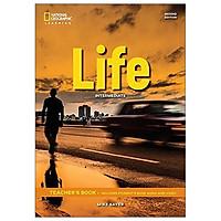 Life Intermediate Teacher's Book And Class Audio CD And DVD ROM CD
