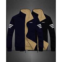 Áo khoác dù 2 mặt thời trang nam M.O.N Boutique DO002