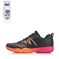 Giày cầu lông Nam Li-Ning AYTP015-3 màu đen - Tặng bình làm sạch giày cao cấp