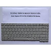 Bàn phím cho Acer Aspire 4210 4520 4710 5220 5310 5720 5235 6920 Trắng Hàng Mới 100%