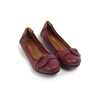 Giày búp bê đế bằng Pierre Cardin PCWFWLB020RED màu đỏ