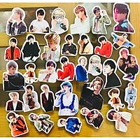 Ảnh sticker JACK PHƯƠNG TUẤN J97 combo 50 cái