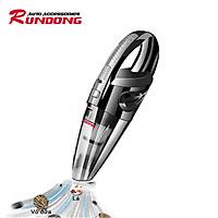 Máy hút bụi cầm tay RUNDONG R6053 cao cấp, thiết kế đẹp mắt, sang trọng dùng cho nội thất xe ô tô và gia đình-Hàng chính hãng