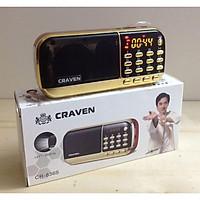 Đài FM Caraven836S  đài nghe nhạc niệm Phật. Thẻ nhớ mp3 cho người già
